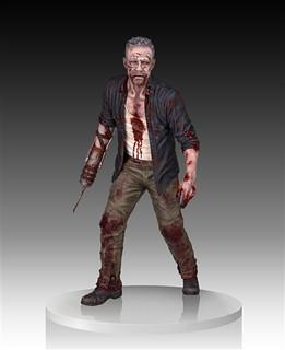 Gentle Giant – 陰屍路【殭屍莫爾 Merle】1/4 比例 全身雕像 THE WALKING DEAD