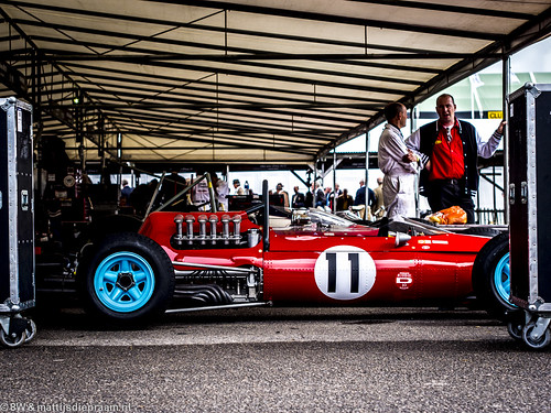 2013 Goodwood Revival: Ferrari 1512