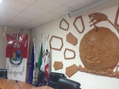 Sala consiliare 'Nino Carrus' del Comune di Borore (Borghi Autentici d'Italia) Tags: sardegna borore marghine borghiautenticiditalia