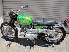 146A_2-1968-Honda-CL305-Jim-Morrison (Nicola_R) Tags: classic honda japanese motorbike motorcycle cb77 cl77
