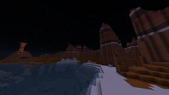 The Red Tower AND the Butte View (GumbyBlockhead) Tags: beauty night butte survival mesa redtower