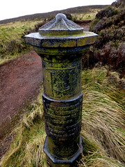Belfast Boundary Marker (McArdle's5) Tags: photography belfast marker northernireland boundary cavehill northbelfast mcartsfort belfastcitycouncil belfastphotography