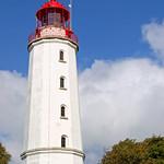 Leuchtturm auf dem Dornbusch auf der Insel Hiddensee (3) thumbnail
