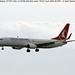 Turkish Airlines TC-JGB @ Nice Cote d'Azur Airport 18-12-2013