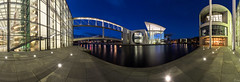 government district V (FH | Photography) Tags: panorama berlin skyline modern deutschland licht eu