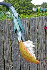 01 DEC 13 21°C AUCKLAND SCULPTURE IN THE GARDENS (32 Blocks) Tags: newzealand art auckland northisland aucklandbotanicalgardens sculptureinthegardens