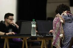 """Workshop: Sound / Sound design / Sound handling • <a style=""""font-size:0.8em;"""" href=""""http://www.flickr.com/photos/83986917@N04/12876472854/"""" target=""""_blank"""">View on Flickr</a>"""