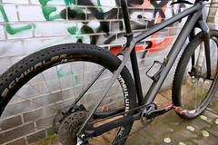 CBH1 carbon bike frame