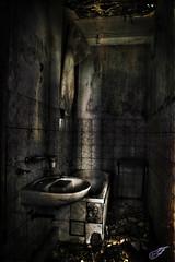 Chateau Rouge 12 (vgta99) Tags: castle dark silent belgique fear ghost hill atmosphere freak horror exploration chteau hdr huy mystic fantme creap monstre urbex urbaine peur