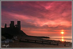 _MG_1784 ('Reculver Sunset') (Stroofer) Tags: sunset landscape kent autofocus reculver canoneos1100d