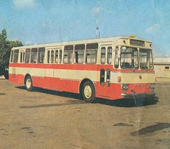 Giron-XI (Adrian (Guaguas de Cuba)) Tags: bus buses havana habana omnibus guagua giron guaguasdecuba