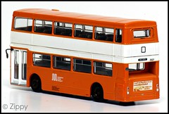 EFE Daimler DMS - Lancashire United [Code 3] (Zippy's Revenge) Tags: scale toy model transport collectible efe daimler collectable fleetline mcw diecast dms gmpte greatermanchester code3 oogauge metrocammell lancashireunited weyman exclusivefirsteditions 176thscale