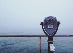 (jess_nwill) Tags: ocean blue summer water fog bay dock rainy