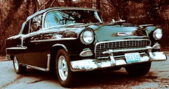 "1955 Chevy Bel-Air • <a style=""font-size:0.8em;"" href=""http://www.flickr.com/photos/85572005@N00/14200007834/"" target=""_blank"">View on Flickr</a>"