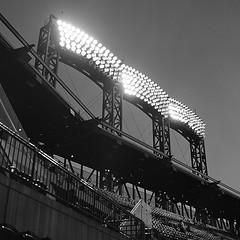 #CitiField #BaseballStadium #Lights At #Night #Photographed With A #MediumFormat #YashicaMat124G #Camera On #BlackAndWhite #Film #Queens #NewYork @NewYorkMets #NewYorkMets #MLB #Baseball #Hogophoto #USA #NoFilterVersion #ThankYou @TheDarkroom #Film #FilmI (hogophotoNY) Tags: newyorkcity usa ny newyork film mediumformat square us unitedstates landmark queens squareformat newyorkstate eastcoast nystate yashicamat queensny queensnewyork hogo hogophoto iphoneography instagramapp uploaded:by=instagram queensnewyorkpark hogophotony