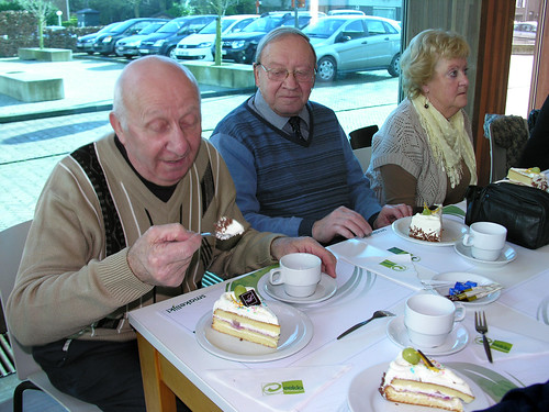 Koffietafel in Zonneheem © Antheunis Jacqueline