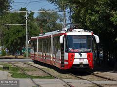 Wolgograd (RUS) (tram2000@gmx.de) Tags: russia trolley streetcar tramway strassenbahn tramvaj tramwaj russland  wolgograd