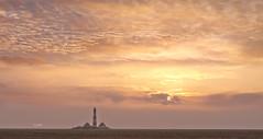 Westerhever/Germany (uli@l) Tags: sunset lighthouse landscape nikon sonnenuntergang nikkor landschaft nordsee leuchtturm d800 wattenmeer nordfriesland afs50mmf18
