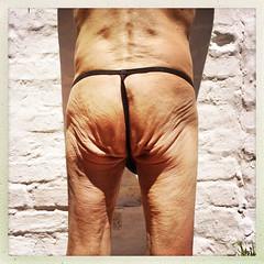 IMG_2655 r 81 years old (francois f swanepoel) Tags: photostream arse bum buns butt buttocks gstring jockstrap men male males r81 briefs underwear skants undies booty ass boude stert gat