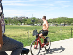 IMG_0414 (FOTOSinDC) Tags: shirtless man hot bike candid handsome biker shorts