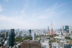(Felix Lai Photography) Tags: tokyo jp  tokyotower minatoku  fujiyama mrfuji tkyto