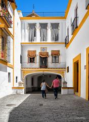 Sevilla en primavera (Miguel.Herrera) Tags: primavera sevilla andaluca pasear andalusia calles enamorados paseando sigma1750