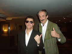 Simon Cowell & Basil Fawlty (9a9.red) Tags: simon basil fawlty cowell