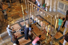 IMG_1676 (gingi_il) Tags: old city church stone israel jerusalem holy sepulchre anointing