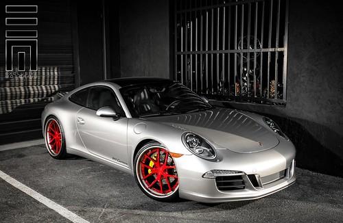 Porsche 911 Carrera от Exclusive Motoring