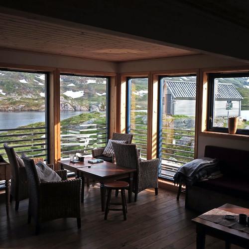Blomstølen Hytta interior