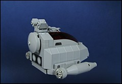 Skip Shuttle (Karf Oohlu) Tags: lego scifi spaceship moc orbitalshuttle