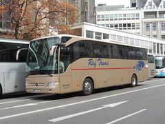 DSCN6037 RafTrans Sp. z o.o., Warszawa WN 6987F (Skillsbus) Tags: buses germany mercedes poland coaches tourismo raftrans