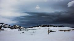 """Col de Cenise (Isat"""") Tags: panorama mountain alps nature montagne alpes landscape neige nuage paysage moutains aravis"""