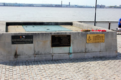 Liverpool waterfront. (boneytongue) Tags: city sea heritage museum liverpool buildings river pier waterfront head maritime beatles mersey merseyside