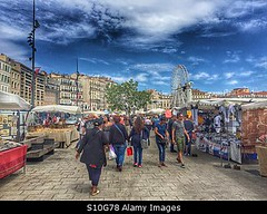 Photo accepted by Stockimo (vanya.bovajo) Tags: old city travel vacation people holiday men tourism port marina french harbor town marseille women market harbour famous crowd sightseeing landmark tourist tourists provence stands vieux iphone iphonegraphy stockimo