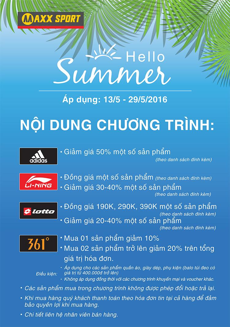 Hello Summer Sale upto 50%