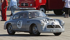 Hansa LeMans Coup (The Rubberbandman) Tags: world auto family classic sports beautiful beauty car sport race silver germany super racing mans le german vehicle oldtimer bremen rs rare coupe 1500 lemans hansa coup fahrzeug borgward outrun sportcoupe mmeting sportcoup