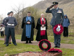 Los-Unc-389-Wg Cdr Lenny Nixon Wreath Laying Ceremony Ben Nevis (lochaberarchaeology) Tags: john flying ben 21 fort crashed near ceremony william lenny canadian donald nixon wreath ago spitfire years aged 70 officer pilot raf 1943 died nevis laying mcdonell lossiemouth 16thmay meallantsuidhe 15sqn wgcdr