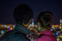 Moments in Love (TLU66) Tags: nyc ny newyork love nikon bokeh moment topoftherock momentsinlove tlu66 rockmoments
