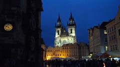 Church of Our Lady before Týn, Prague - Czech Republic - May 2015 (Keith.William.Rapley) Tags: churchofourladybeforetýn prague czechrepublic keithwiliamrapley rapley keithwilliamrapley
