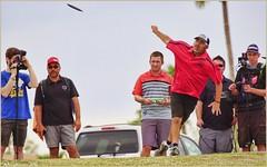 Johm E McCray Driving 14 (AJVaughn.com) Tags: fountain grass alan del golf james j championship jump memorial fiesta tour camino outdoor lakes beta hills national vista scottsdale disc vaughn foutain pdga 2016 ajvaughn ajvaughncom alanjv