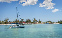 Anegada Anchorage (Alida's Photos) Tags: beach sailboat sailing caribbean bvi virginislands britishvirginislands anegada