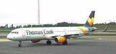 OY-TCG GOT 3 250516 (kitmasterbloke) Tags: sweden outdoor aircraft aviation gothenburg got goteborg landvetter