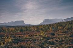 Abisko (bruit_silencieux) Tags: autumn mountains nature canon landscape sweden hiking trail lapland 7d sverige kiruna abisko lapporten abiskonationalpark sigma35mm14art