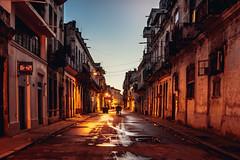 DSC_0432 (juor2) Tags: road street old building night nikon shine good havana cuba scene latin d750 daybreak streetsnap