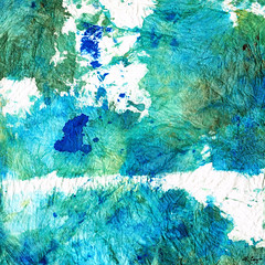 Blue and Green Art - Imagine - Sharon Cummings (BuyAbstractArtPaintingsSharonCummings) Tags: blue orange abstract green art texture home water metal mystery modern dark gold cool aqua acrylic underwater earth turquoise contemporaryart contemporary teal modernart under deep bubbles canvas earthy decorating mysterious decor ideas liquid interiordesign tone bubbly textured blueandwhite olivegreen watery textural earthtone modernhome abstractarty moderndecor sharoncummings