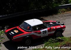 020-DSC_6999 - Fiat 124 Abarth Rally - 2000 - 2 4 - Finati Maurizio-Codotto Martina (pietroz) Tags: 6 lana photo nikon foto photos rally piemonte fotos biella pietro storico zoccola 300s ternengo pietroz bioglio historiz