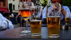 relax... (I'm_alfy) Tags: bier afternoon bar friends vacation holiday drinking citycenter jupiler square beverage