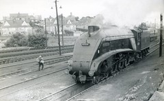 img757 (OldRailPics) Tags: steam aberdeen kingfisher british locomotive railways ferryhill 61b 60024