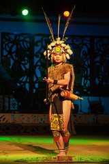 An Iban Warrior (Johnragai-Moment Catcher) Tags: people photography olympus sarawak iban johnragai johnariragai johnragaiphotos omdsp johnragaistreet